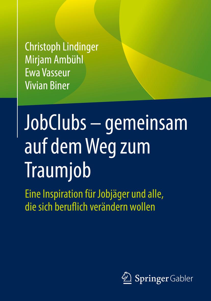 Ambühl, Mirjam - JobClubs - gemeinsam auf dem Weg zum Traumjob, e-kirja