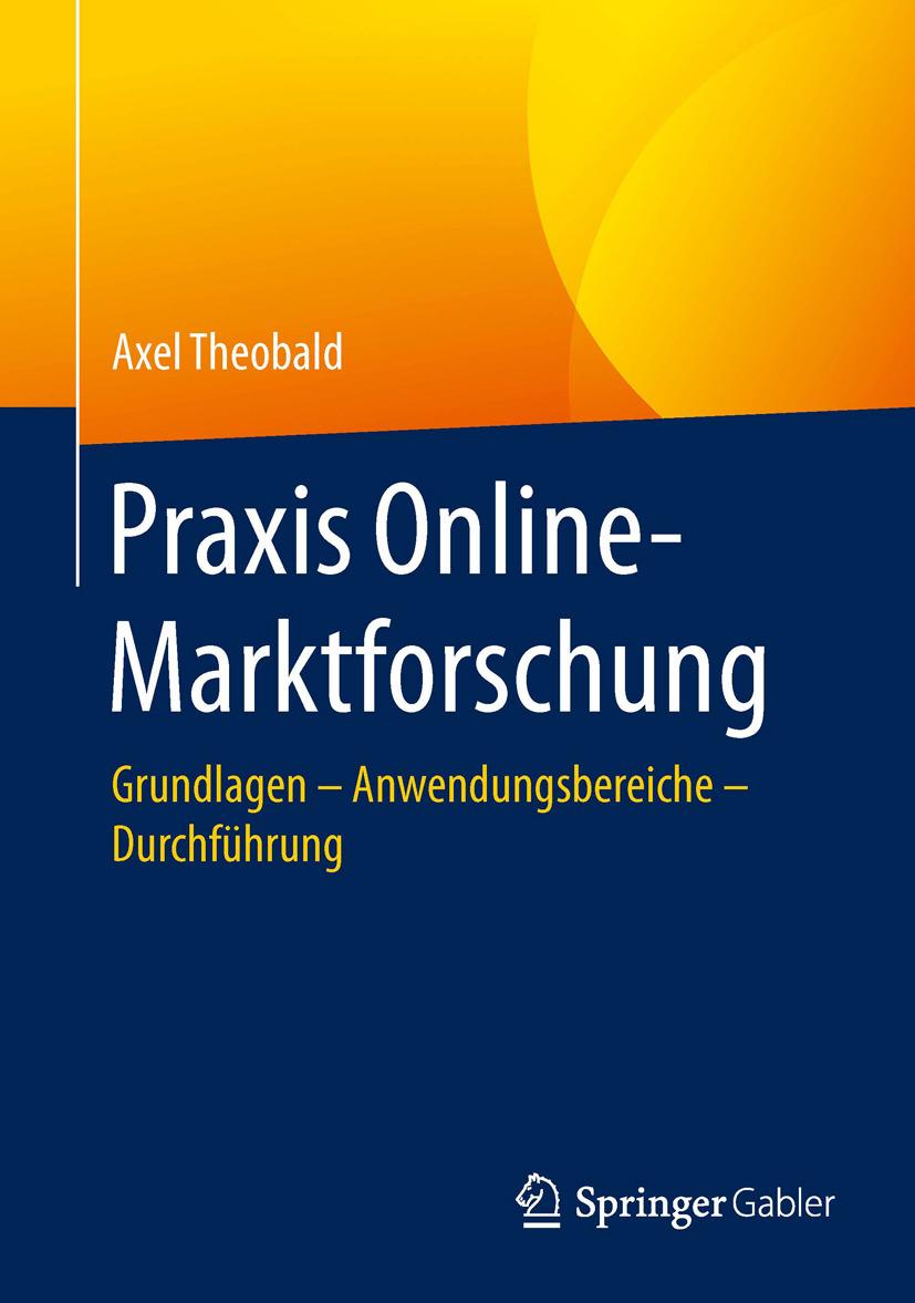Theobald, Axel - Praxis Online-Marktforschung, e-bok
