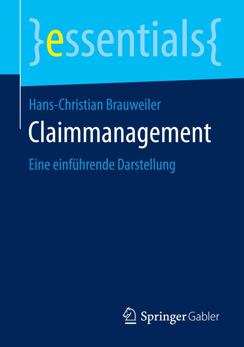 Brauweiler, Hans-Christian - Claimmanagement, ebook