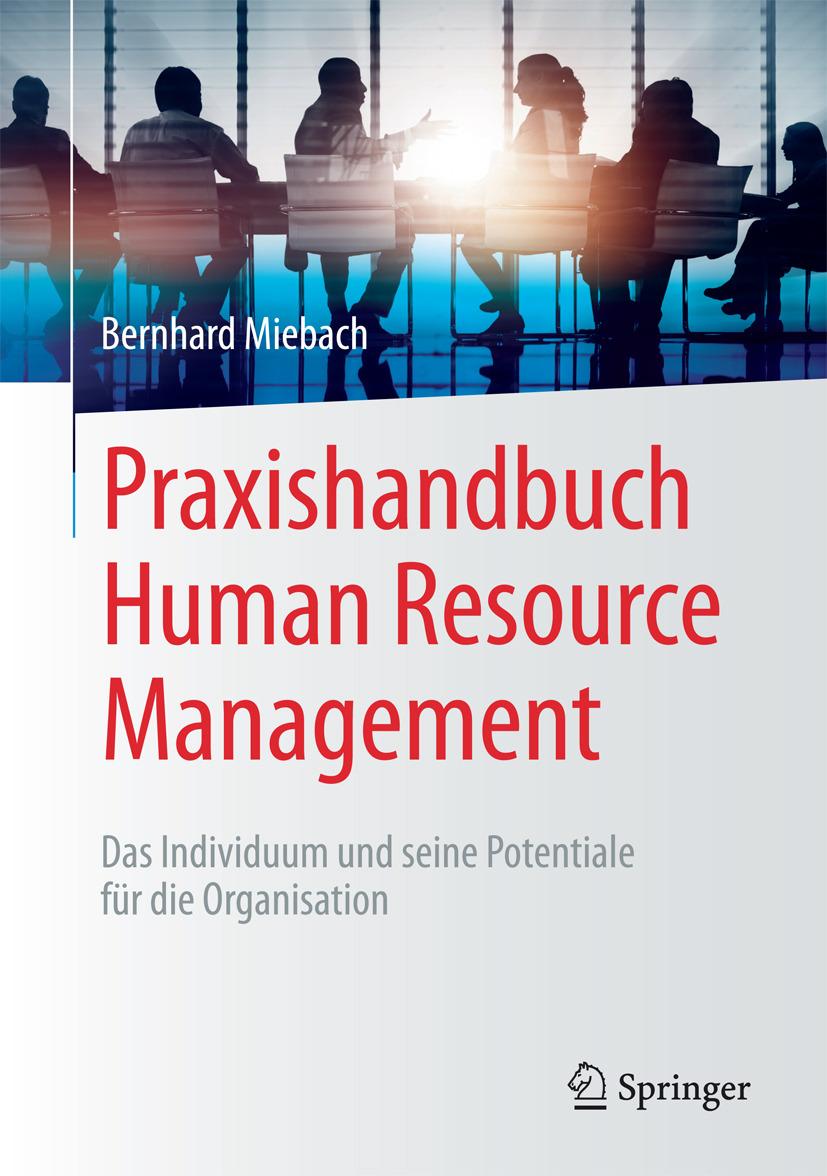 Miebach, Bernhard - Handbuch Human Resource Management, ebook