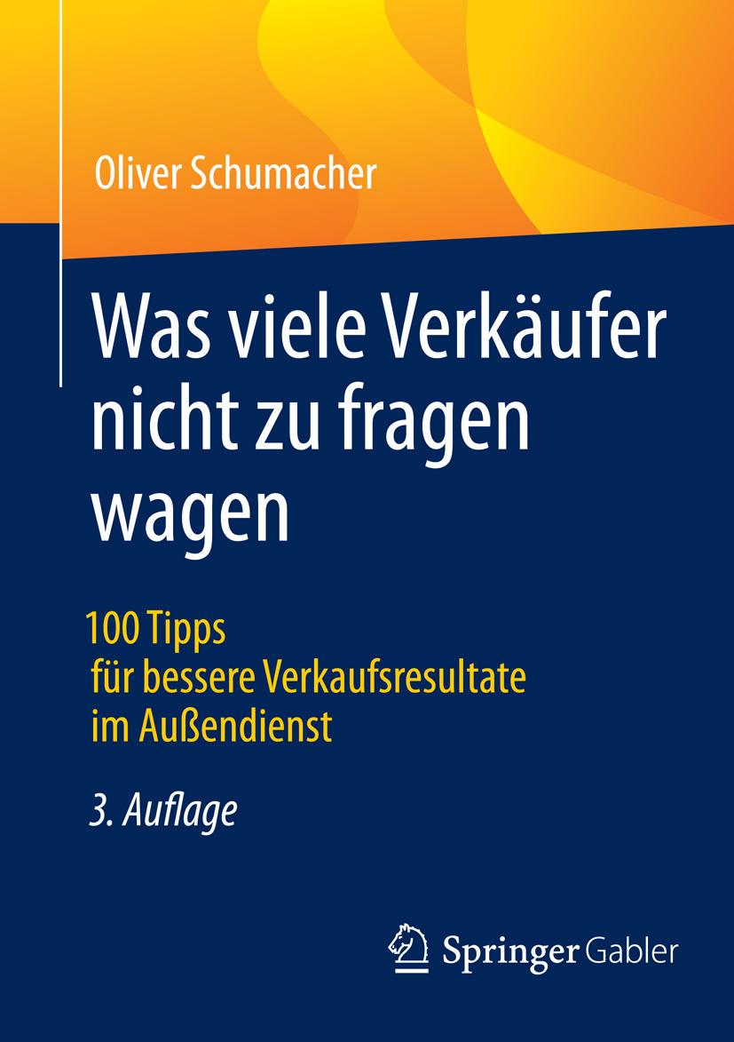 Schumacher, Oliver - Was viele Verkäufer nicht zu fragen wagen, ebook