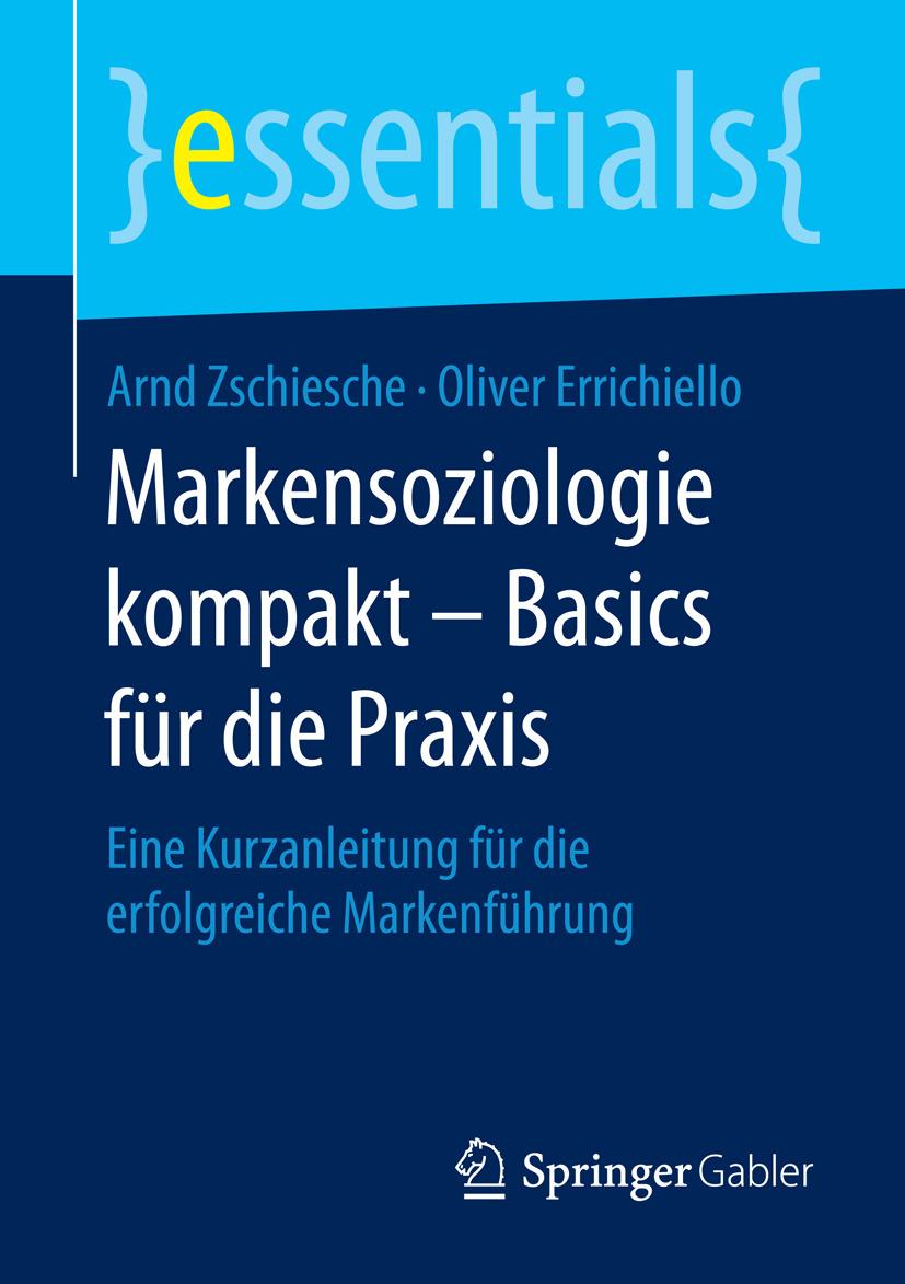 Errichiello, Oliver - Markensoziologie kompakt – Basics für die Praxis, e-kirja