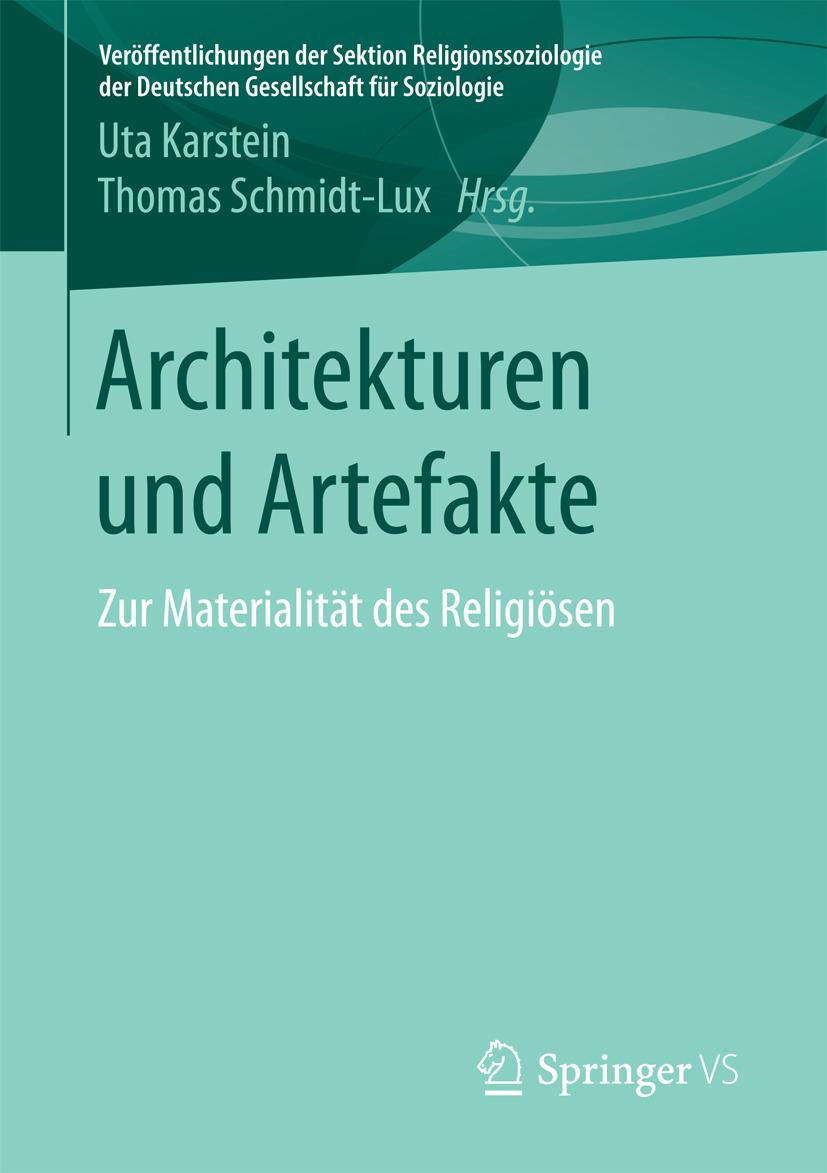 Karstein, Uta - Architekturen und Artefakte, ebook