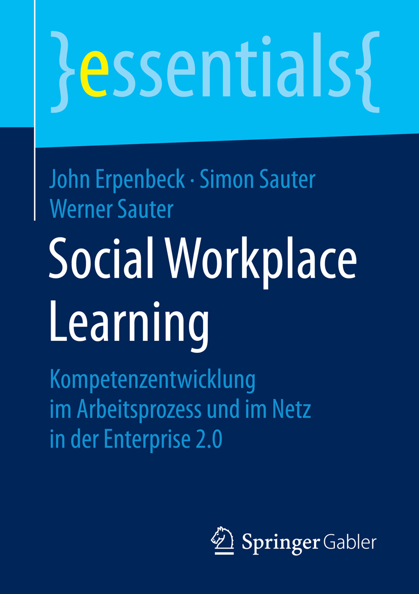 Erpenbeck, John - Social Workplace Learning, ebook