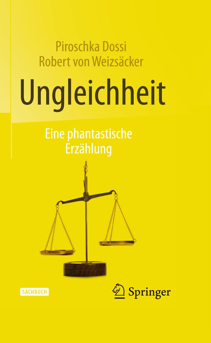 Dossi, Piroschka - Ungleichheit, ebook