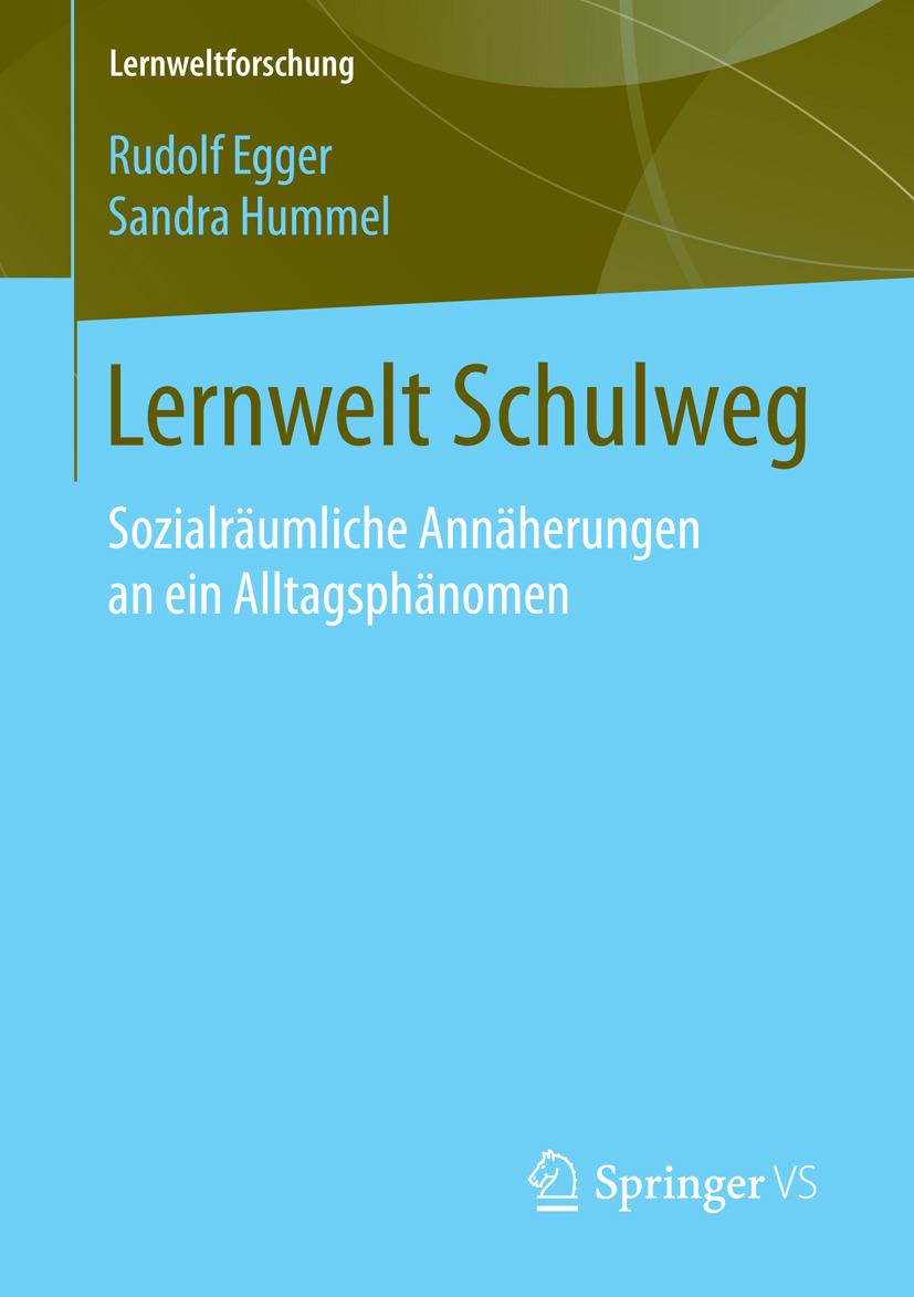 Egger, Rudolf - Lernwelt Schulweg, ebook