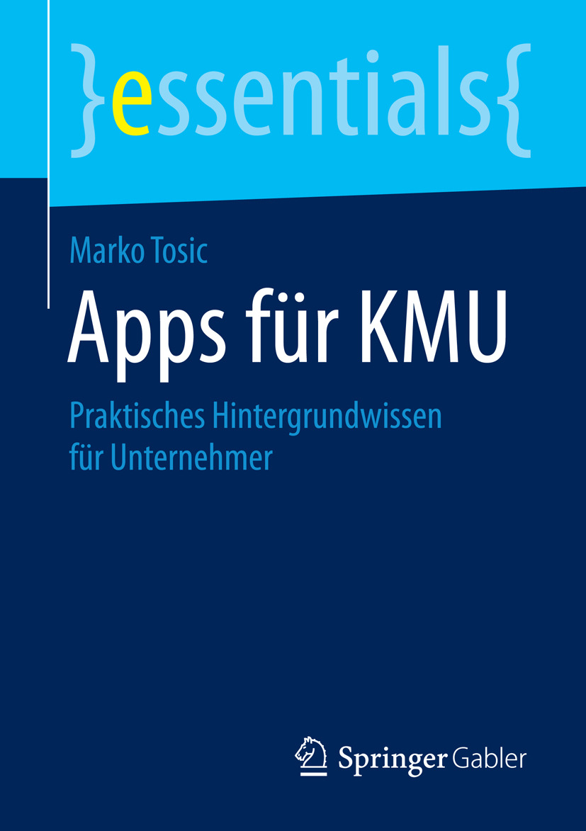 Tosic, Marko - Apps für KMU, ebook