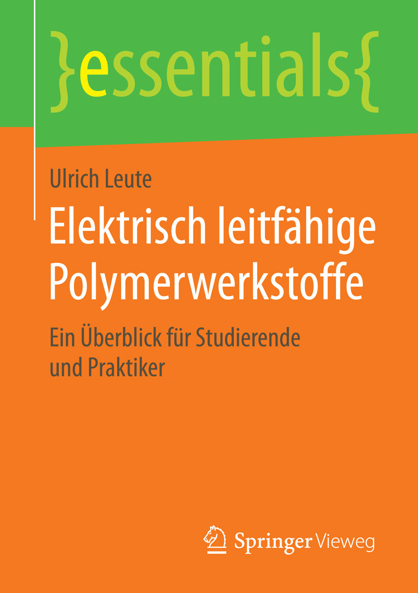 Leute, Ulrich - Elektrisch leitfähige Polymerwerkstoffe, ebook
