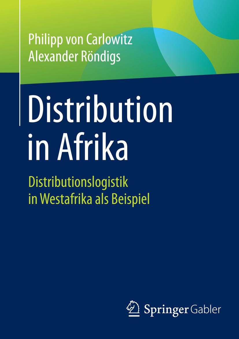 Carlowitz, Philipp von - Distribution in Afrika, e-kirja