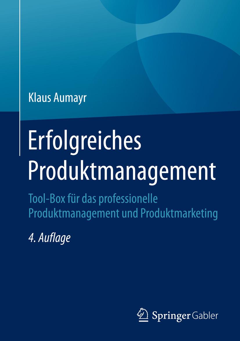 Aumayr, Klaus - Erfolgreiches Produktmanagement, ebook