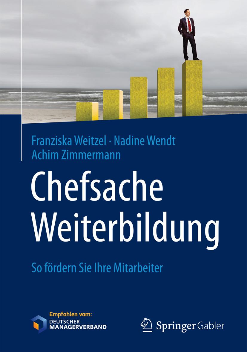 Weitzel, Franziska - Chefsache Weiterbildung, ebook
