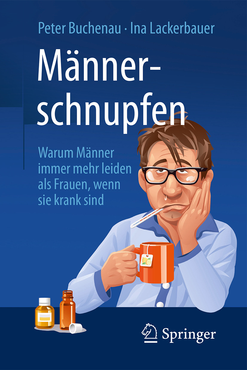 Buchenau, Peter - Männerschnupfen, ebook