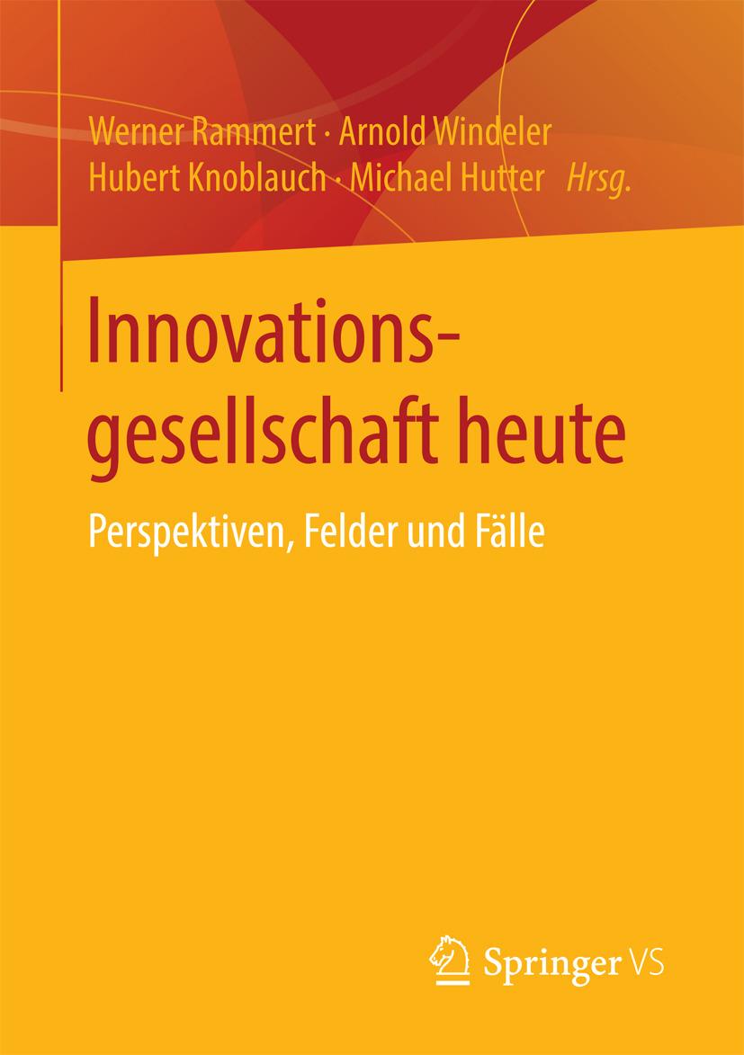 Hutter, Michael - Innovationsgesellschaft heute, ebook