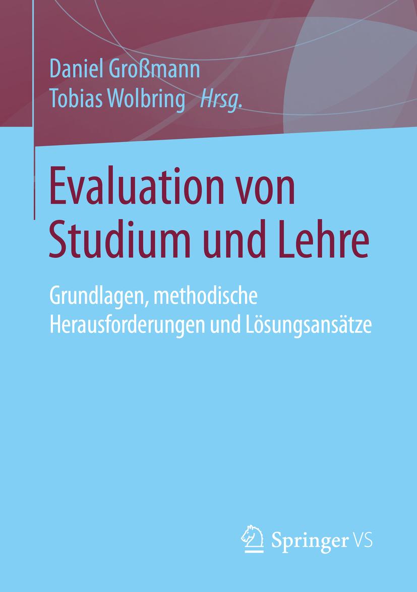 Großmann, Daniel - Evaluation von Studium und Lehre, ebook