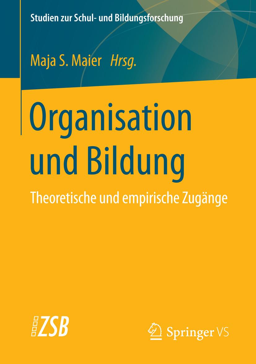 Maier, Maja S. - Organisation und Bildung, e-bok