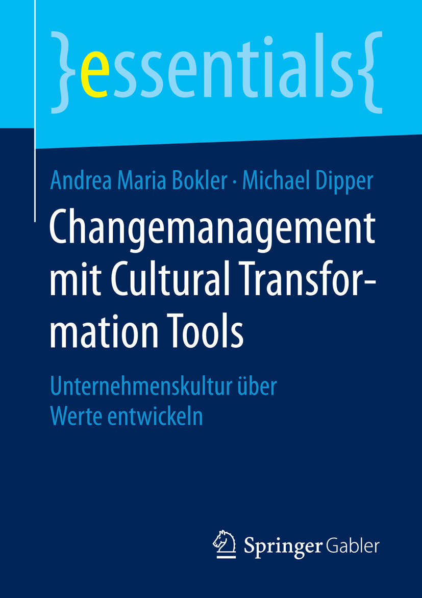 Bokler, Andrea Maria - Changemanagement mit Cultural Transformation Tools, ebook