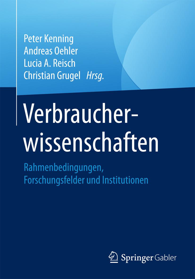 Grugel, Christian - Verbraucherwissenschaften, ebook