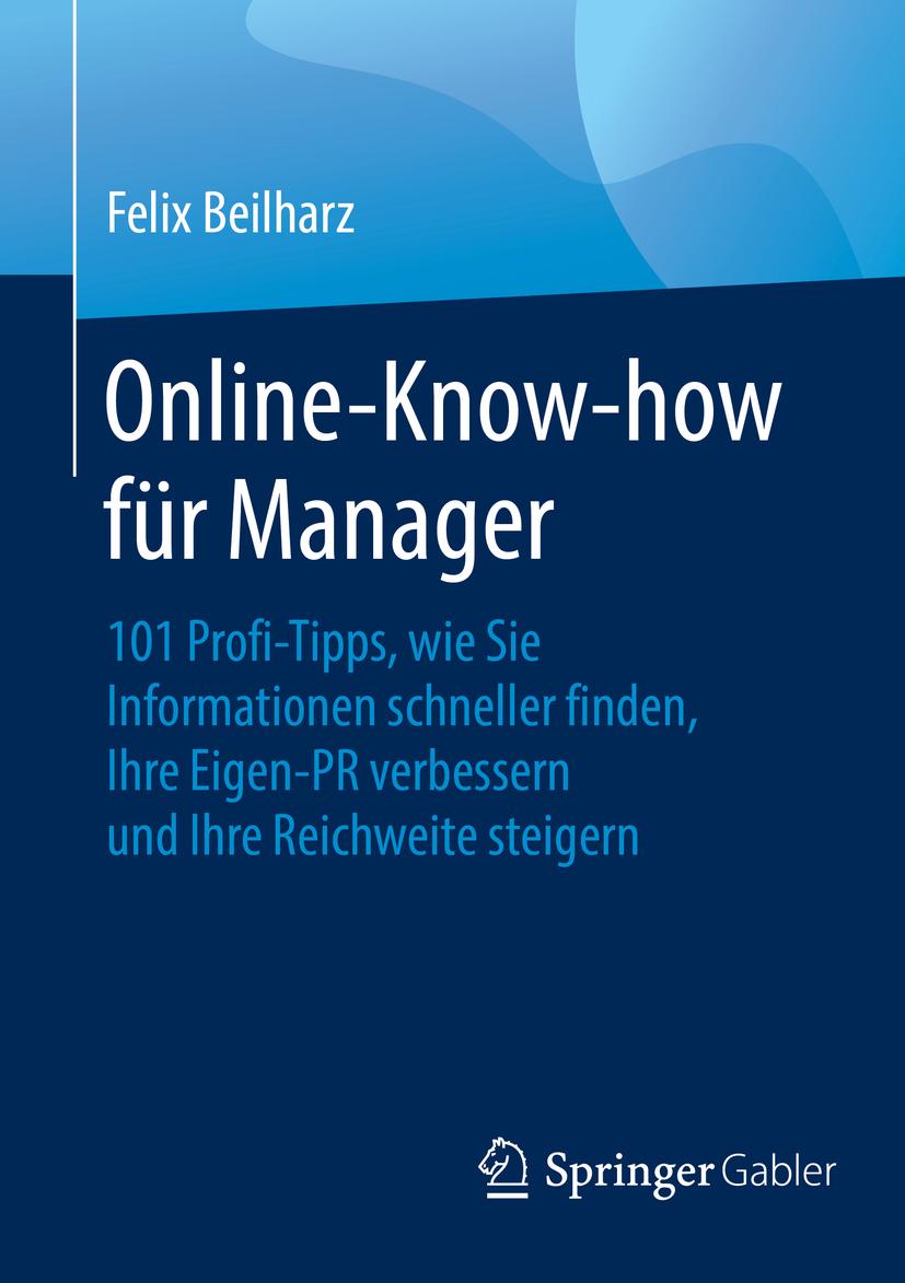 Beilharz, Felix - Online-Know-how für Manager, ebook