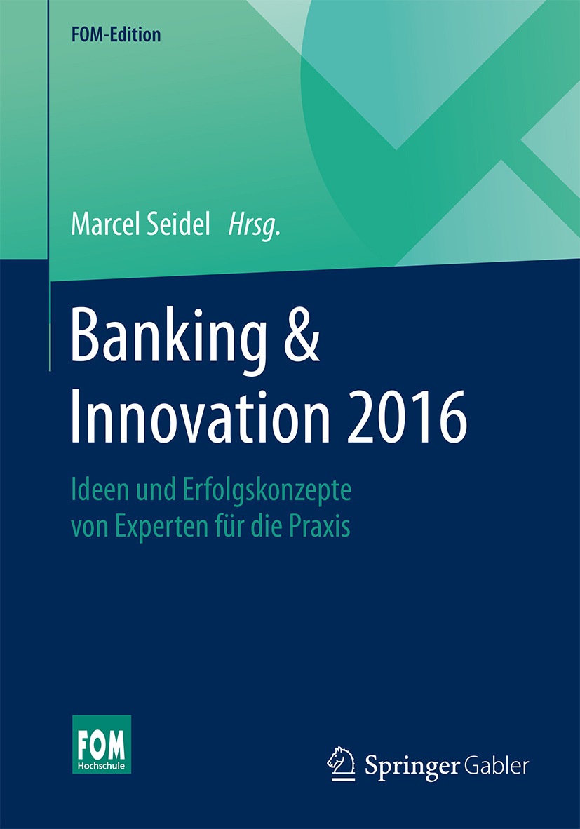 Seidel, Marcel - Banking & Innovation 2016, ebook