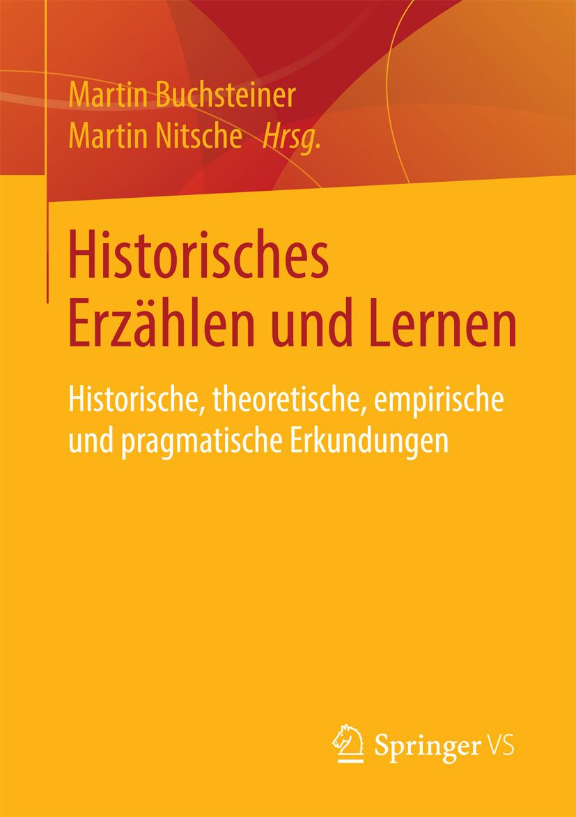 Buchsteiner, Martin - Historisches Erzählen und Lernen, ebook