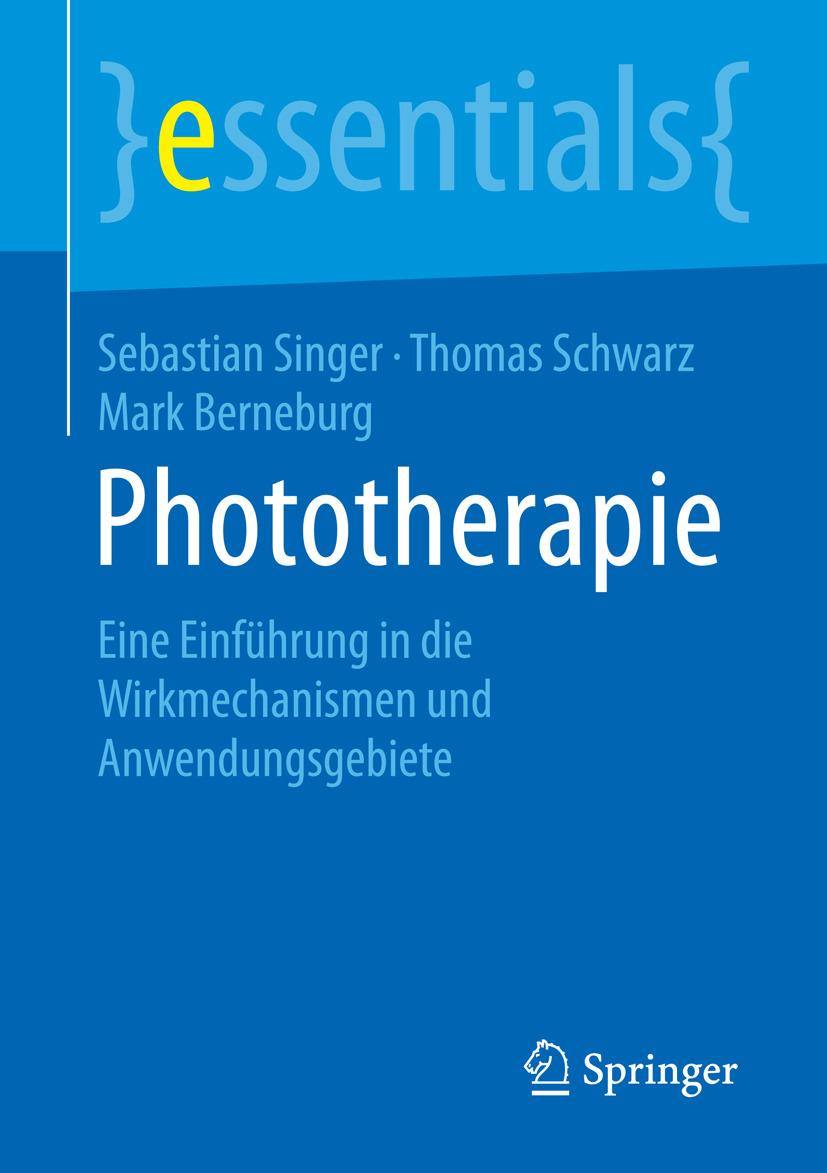 Berneburg, Mark - Phototherapie, ebook