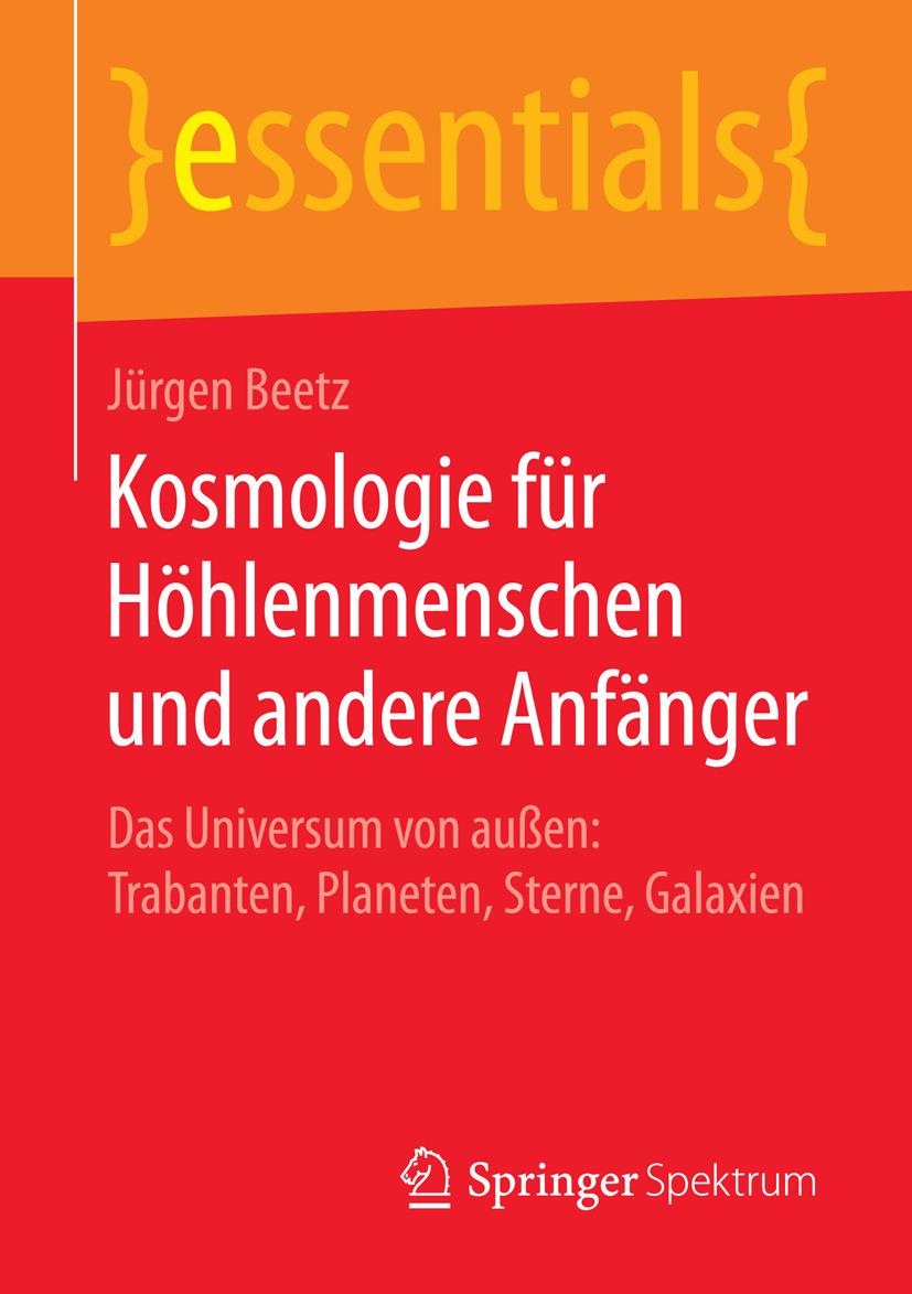 Beetz, Jürgen - Kosmologie für Höhlenmenschen und andere Anfänger, ebook