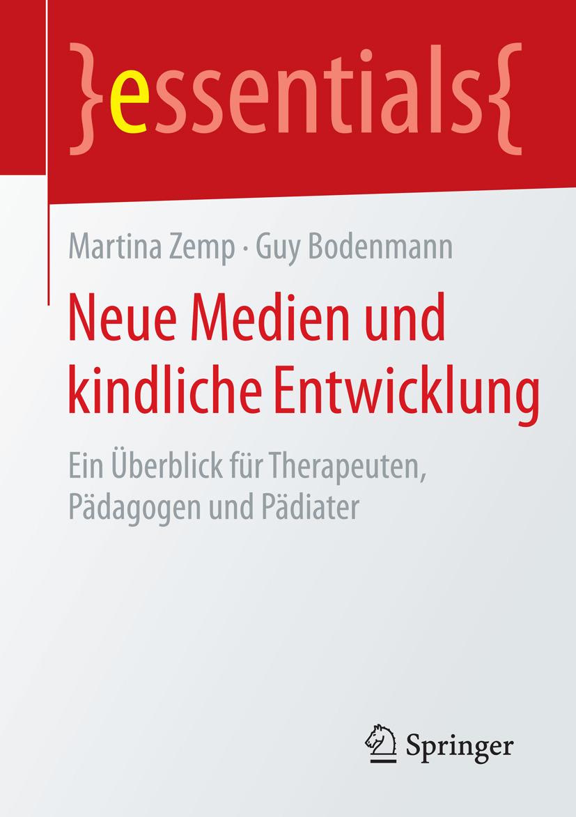 Bodenmann, Guy - Neue Medien und kindliche Entwicklung, ebook