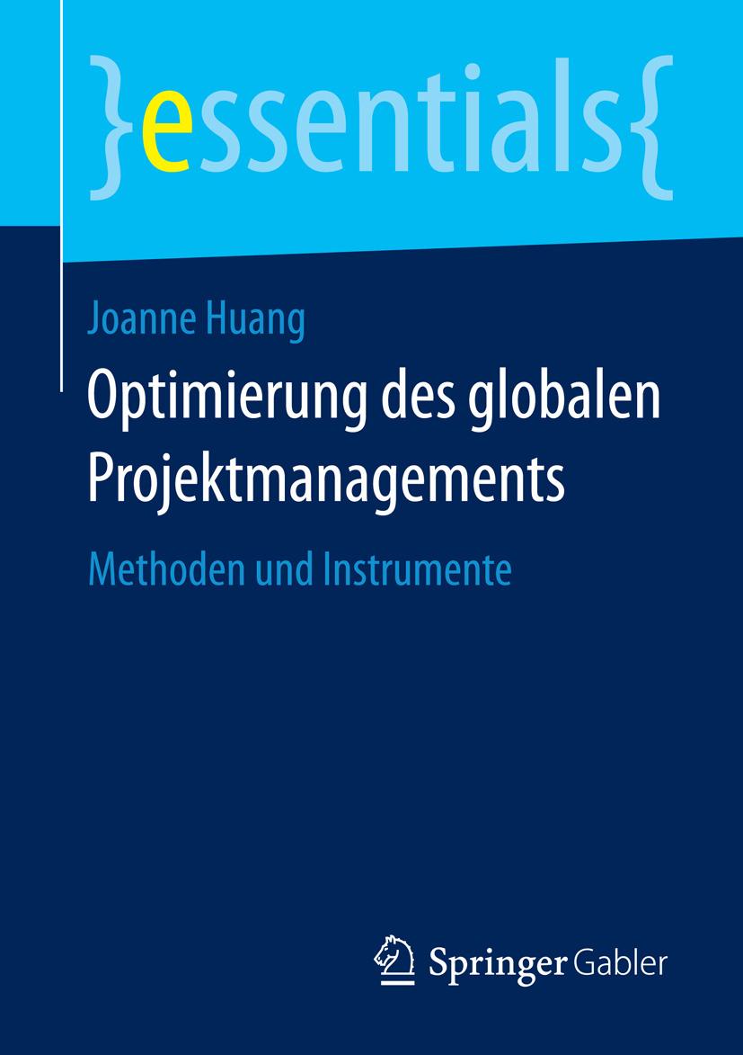 Huang, Joanne - Optimierung des globalen Projektmanagements, ebook