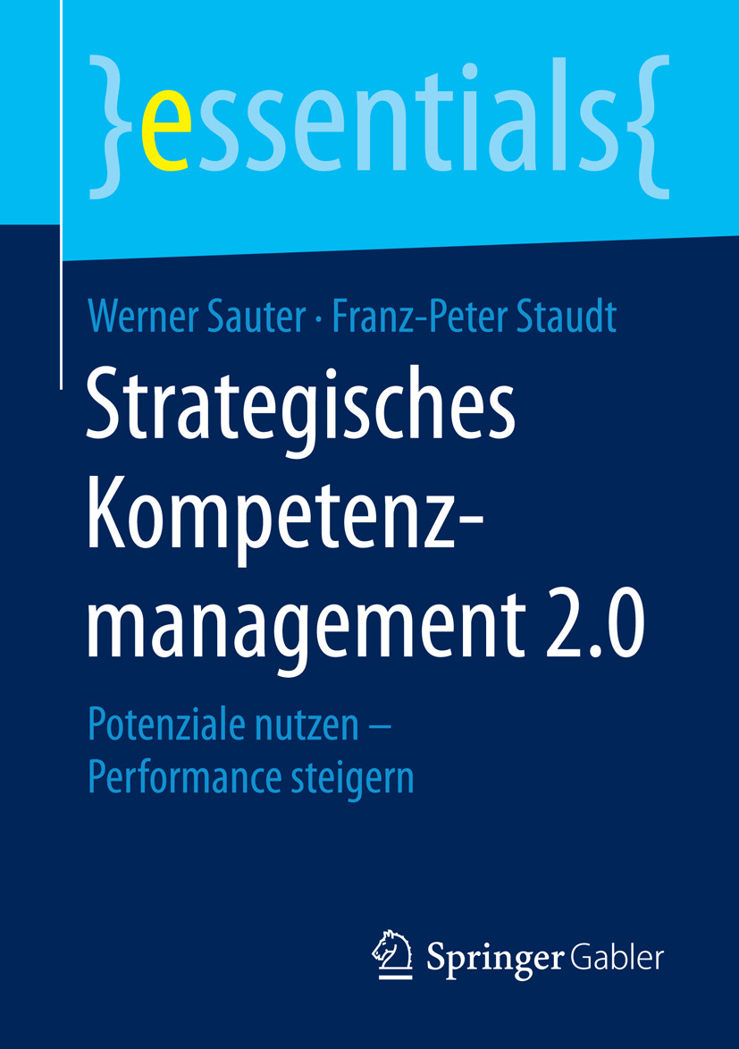 Sauter, Werner - Strategisches Kompetenzmanagement 2.0, ebook