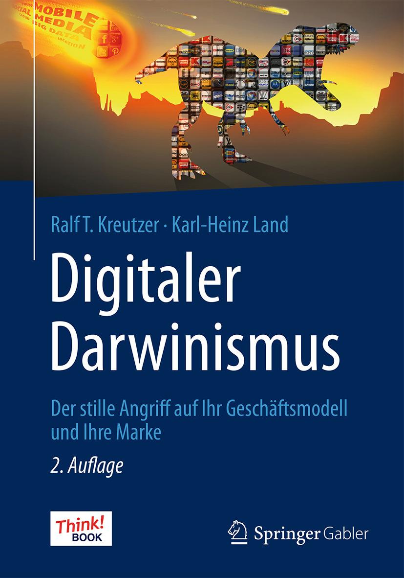 Kreutzer, Ralf T. - Digitaler Darwinismus, ebook