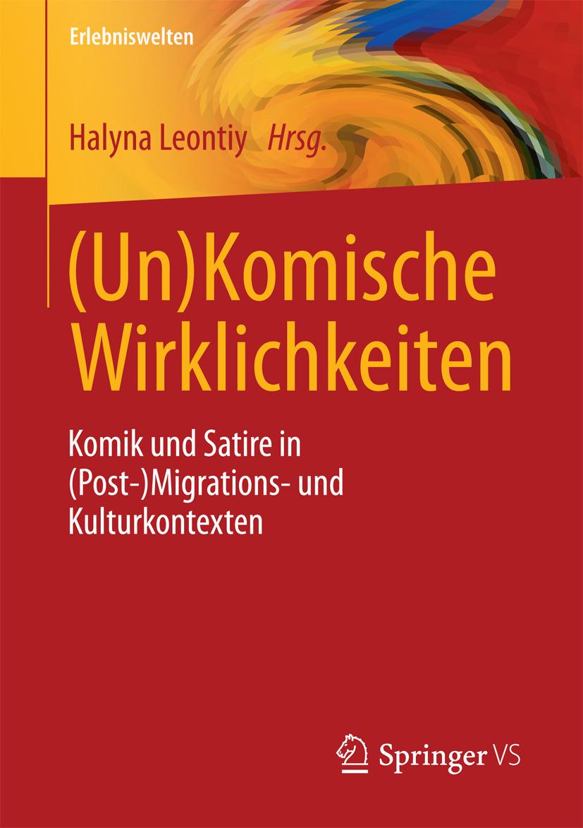 Leontiy, Halyna - (Un)Komische Wirklichkeiten, e-bok