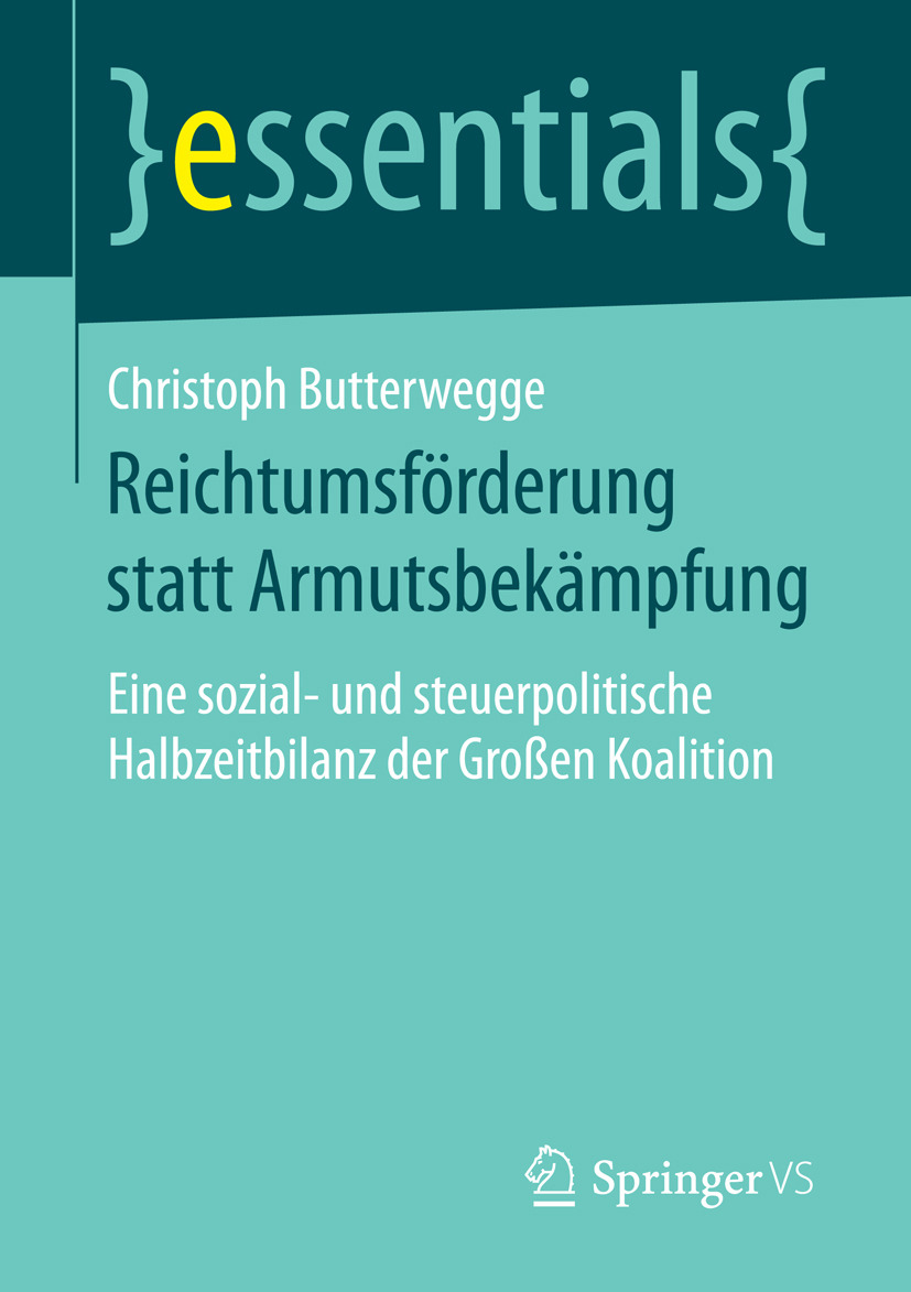 Butterwegge, Christoph - Reichtumsförderung statt Armutsbekämpfung, ebook