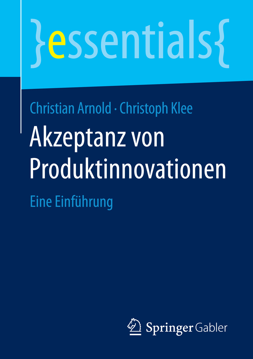 Arnold, Christian - Akzeptanz von Produktinnovationen, ebook
