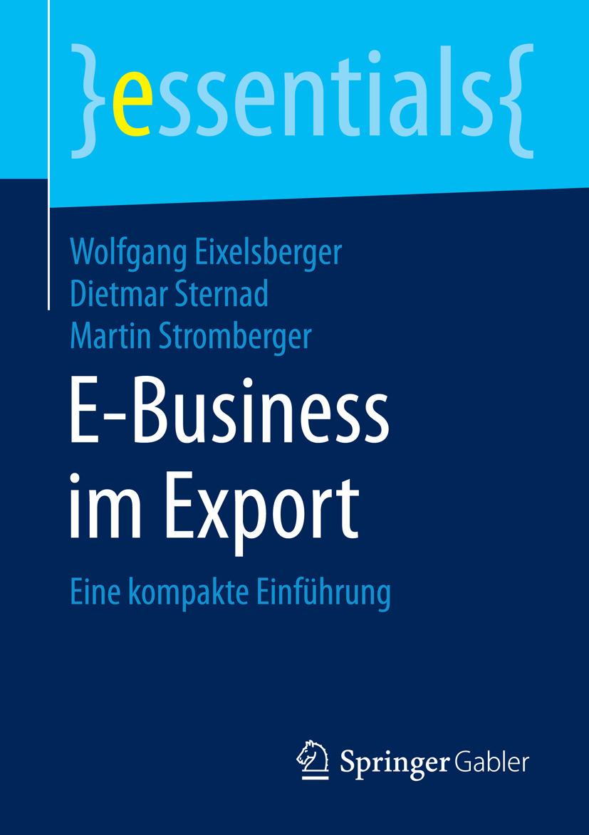 Eixelsberger, Wolfgang - E-Business im Export, ebook
