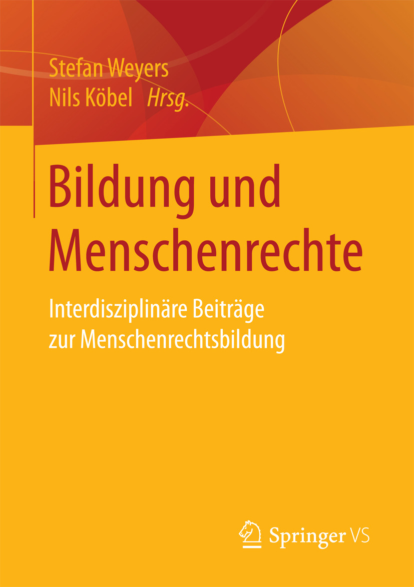 Köbel, Nils - Bildung und Menschenrechte, ebook
