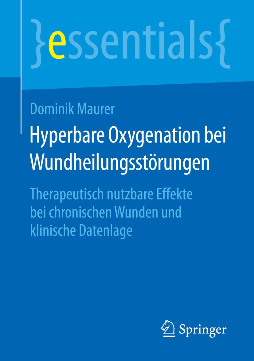 Maurer, Dominik - Hyperbare Oxygenation bei Wundheilungsstörungen, ebook