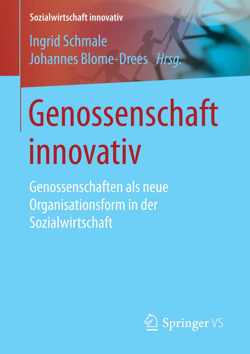 Blome-Drees, Johannes - Genossenschaft innovativ, ebook