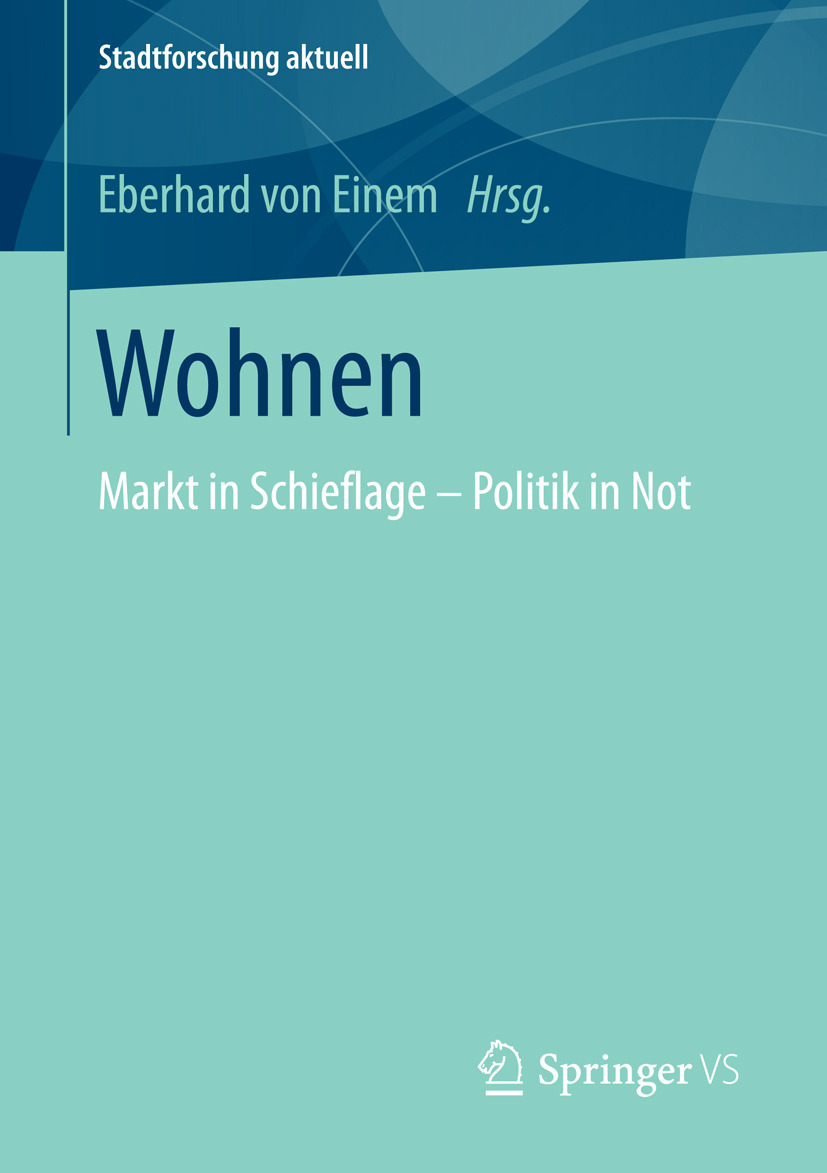 Einem, Eberhard von - Wohnen, ebook