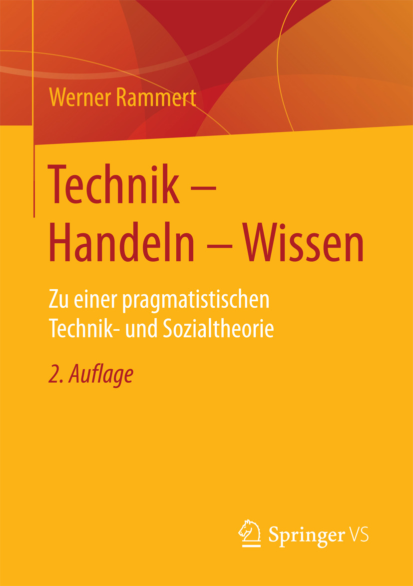 Rammert, Werner - Technik - Handeln - Wissen, ebook
