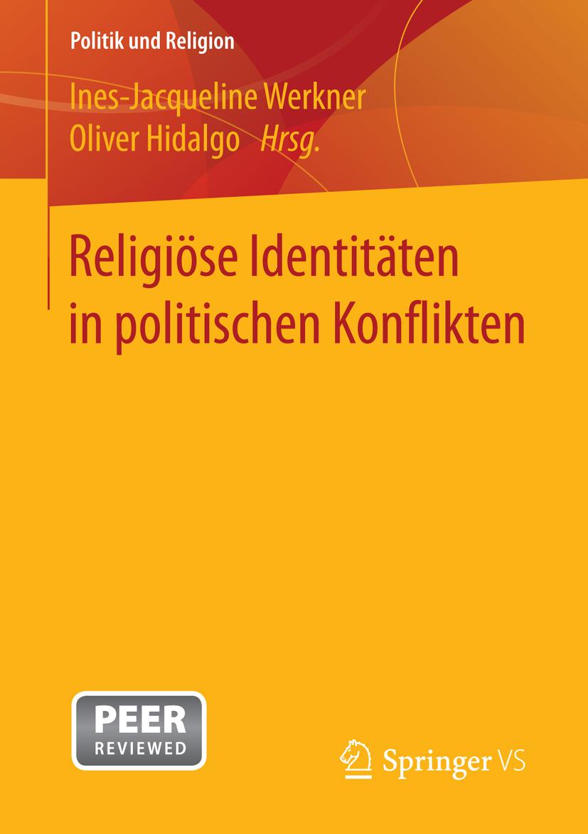 Hidalgo, Oliver - Religiöse Identitäten in politischen Konflikten, ebook