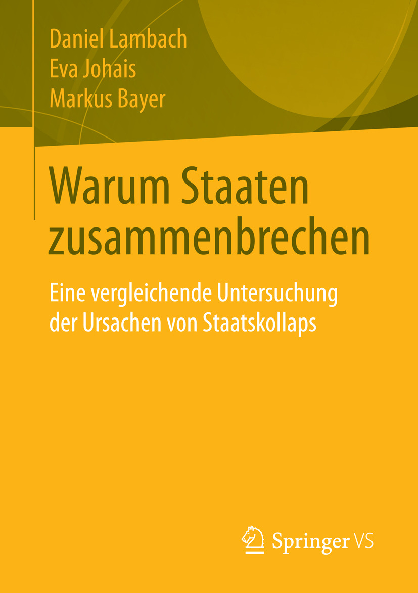 Bayer, Markus - Warum Staaten zusammenbrechen, ebook