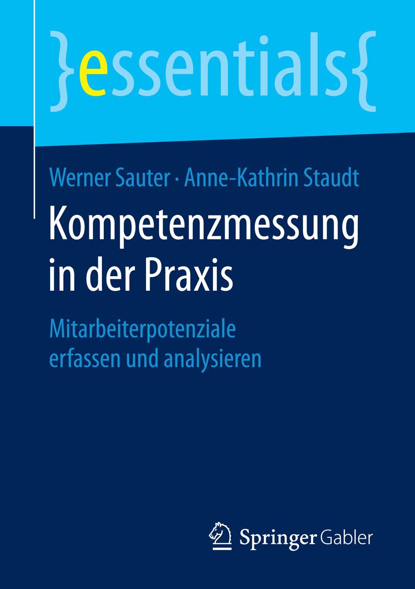 Sauter, Werner - Kompetenzmessung in der Praxis, ebook