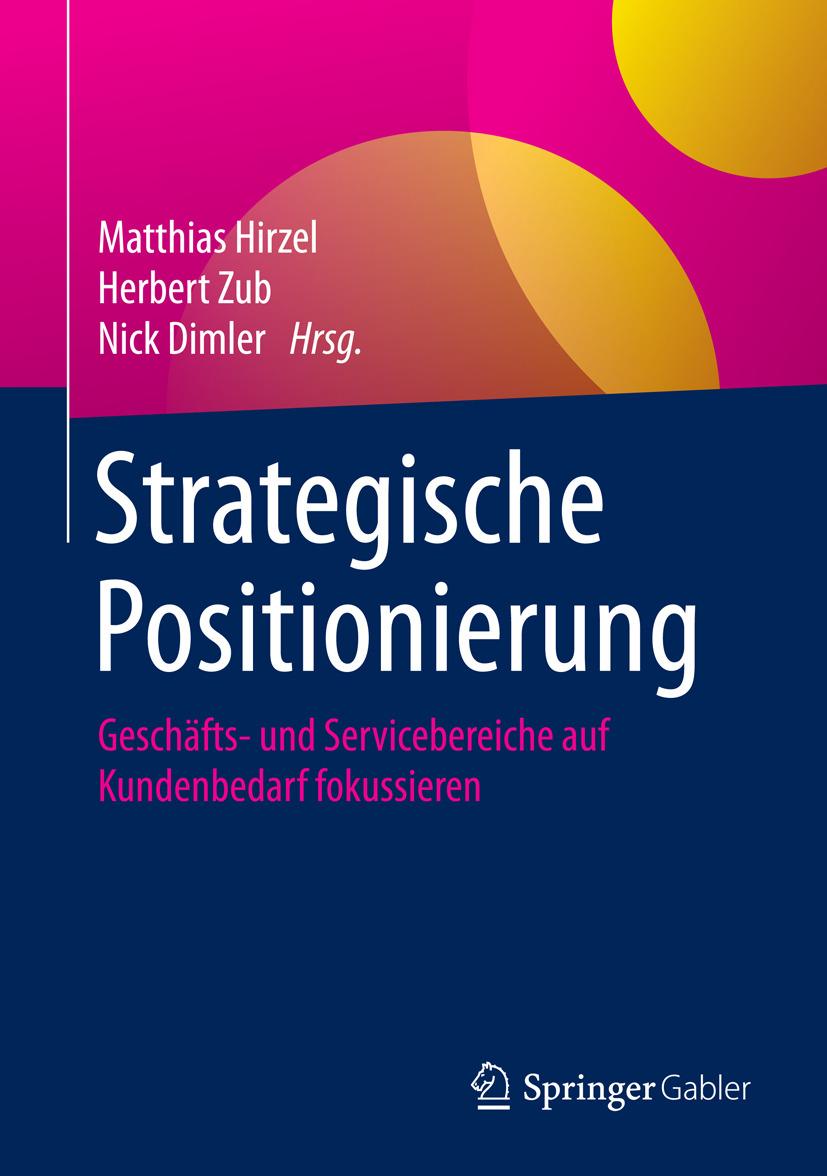 Dimler, Nick - Strategische Positionierung, ebook