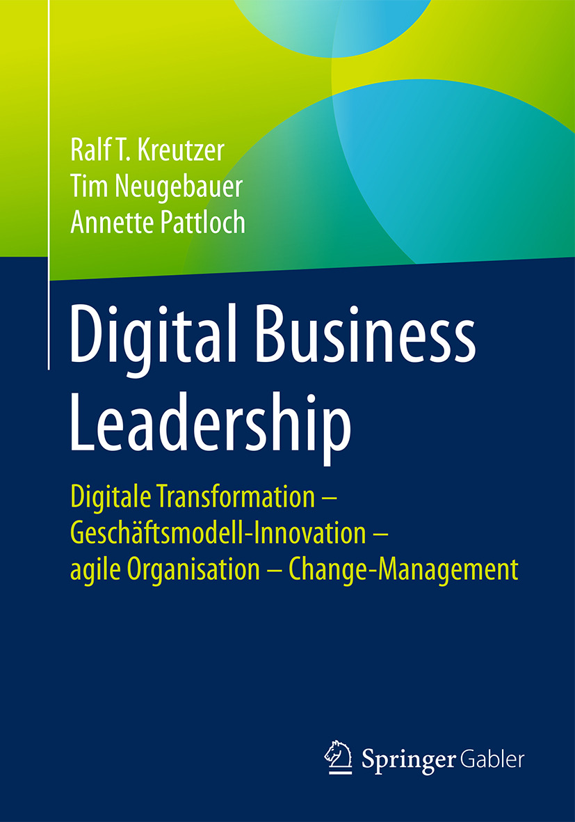 Kreutzer, Ralf T. - Digital Business Leadership, ebook