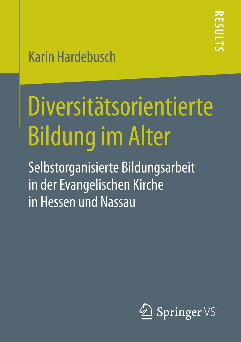 Hardebusch, Karin - Diversitätsorientierte Bildung im Alter, ebook