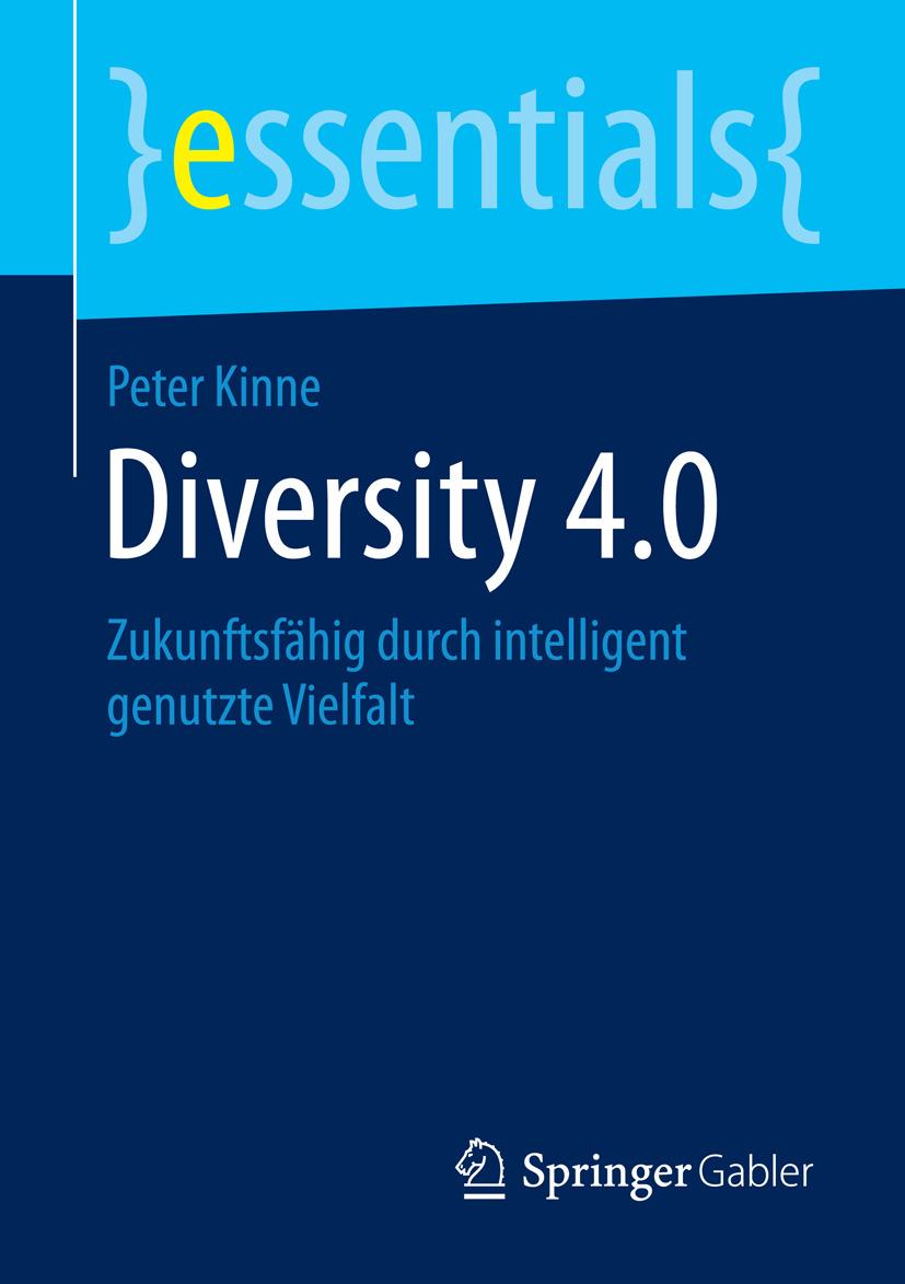 Kinne, Peter - Diversity 4.0, ebook