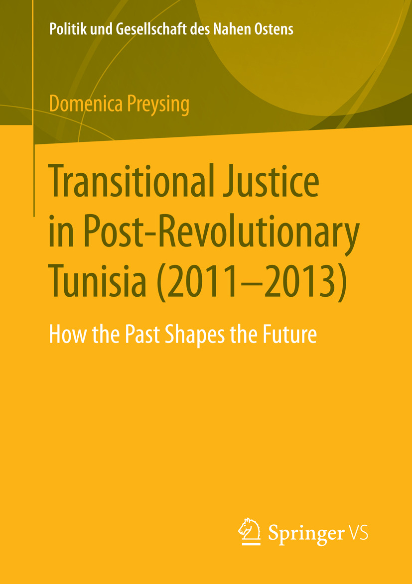 Preysing, Domenica - Transitional Justice in Post-Revolutionary Tunisia (2011–2013), ebook