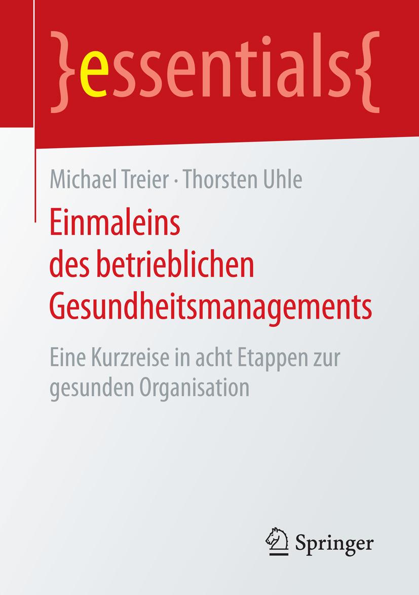 Treier, Michael - Einmaleins des betrieblichen Gesundheitsmanagements, ebook