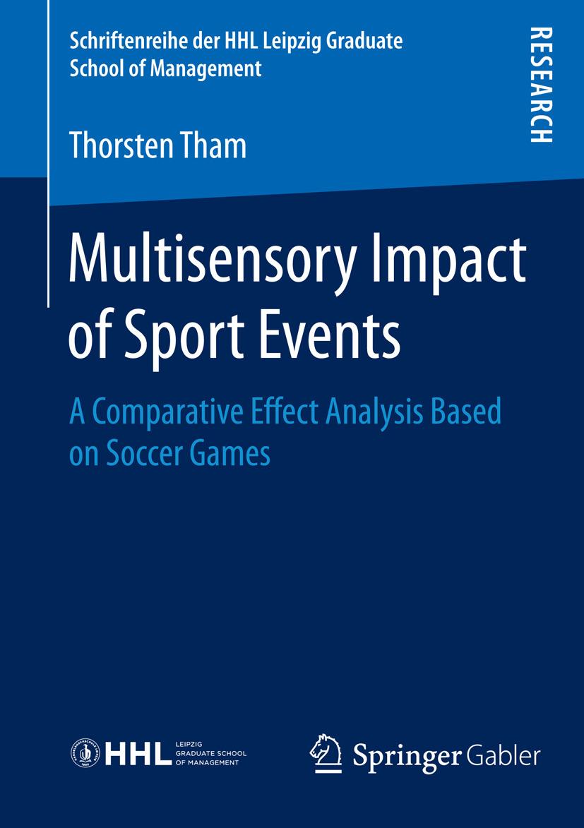Tham, Thorsten - Multisensory Impact of Sport Events, ebook