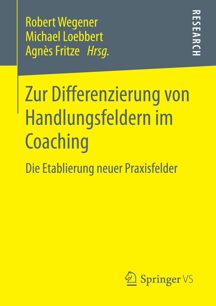Loebbert, Michael - Zur Differenzierung von Handlungsfeldern im Coaching, ebook
